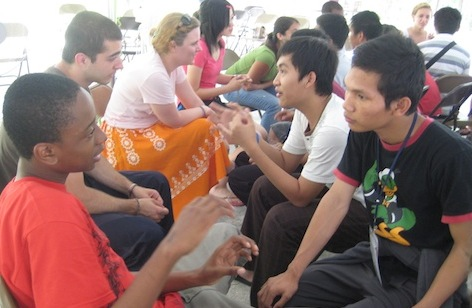 dynamic group discussion