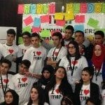 Iraq Youth Leaders Exchange Program make pledges for the future during their 2013 reunion